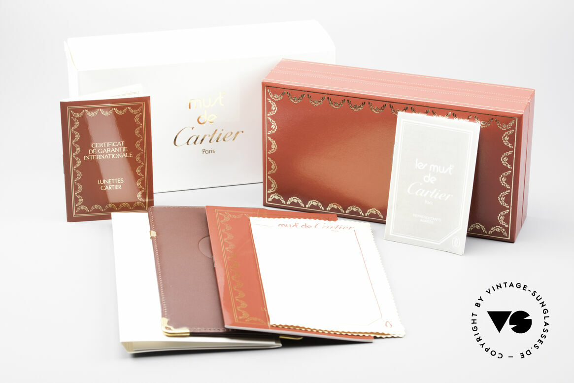 Cartier Romance Santos - L Luxury Frame
