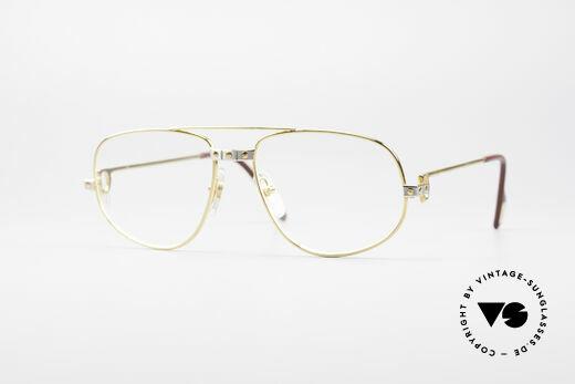 Cartier Romance Santos - S Luxury Eyewear Details