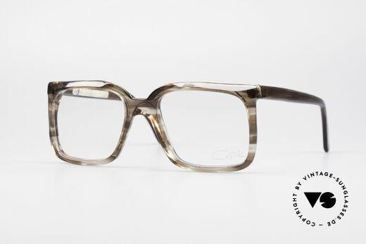 Cazal 604 70's Frame First Series Details
