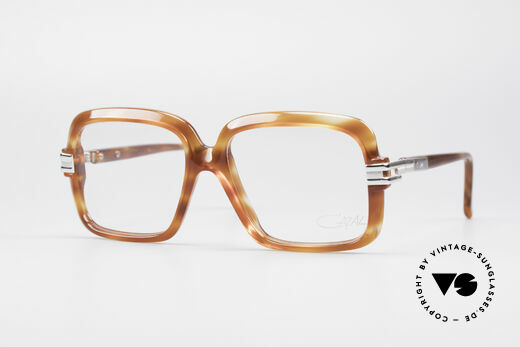 Cazal 605 70's Frame First Series Details