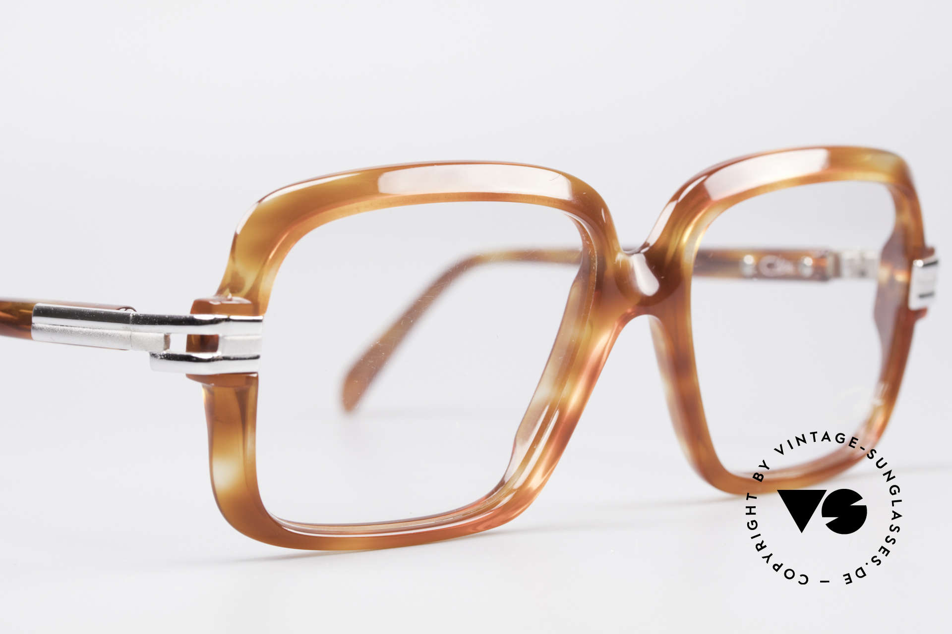 Cazal 605 70's Frame First Series, unworn original (NEW OLD STOCK), true collector's item, Made for Men