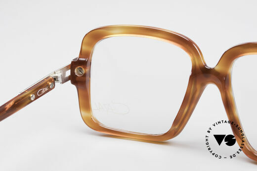 Cazal 605 70's Frame First Series, NO RETRO EYEGLASSES; but a genuine 40 years old rarity, Made for Men