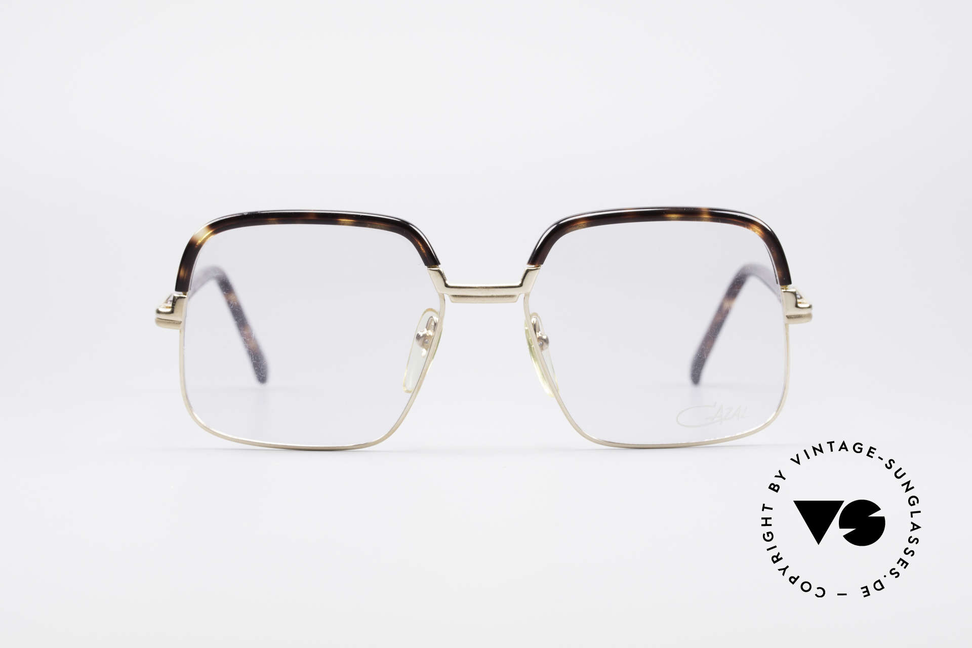 Cazal 704 70's Combi Glasses First Series, model of the first series by CAri ZALloni (CAZAL), ever!, Made for Men