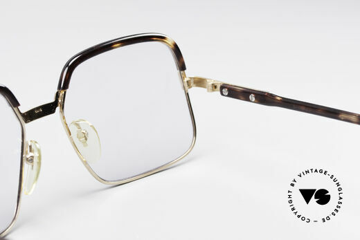 Cazal 704 70's Combi Glasses First Series, unworn original (NEW OLD STOCK), true collector's item, Made for Men