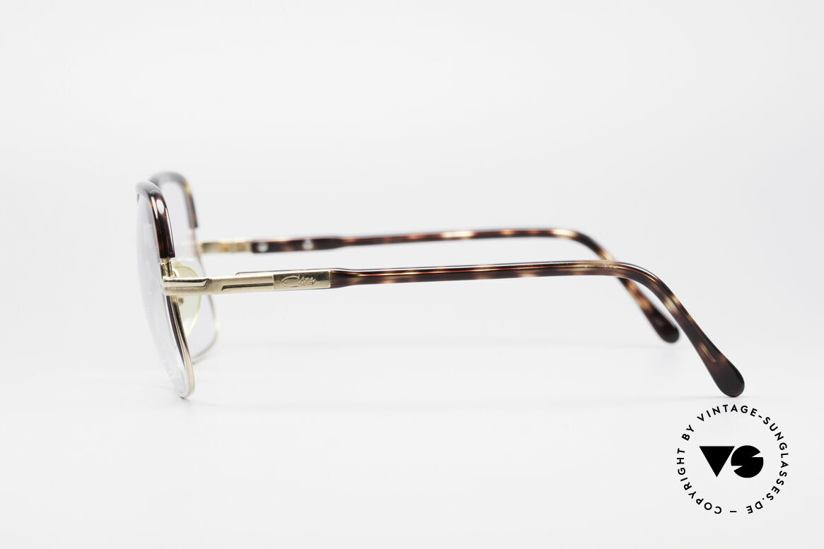 Cazal 704 70's Combi Glasses First Series, NO RETRO EYEGLASSES; but a genuine 40 years old rarity, Made for Men