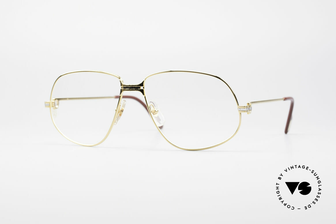 Cartier Panthere G.M. - XL Luxury Eyeglasses, Cartier Panthère = the world famous panther by CARTIER, Made for Men