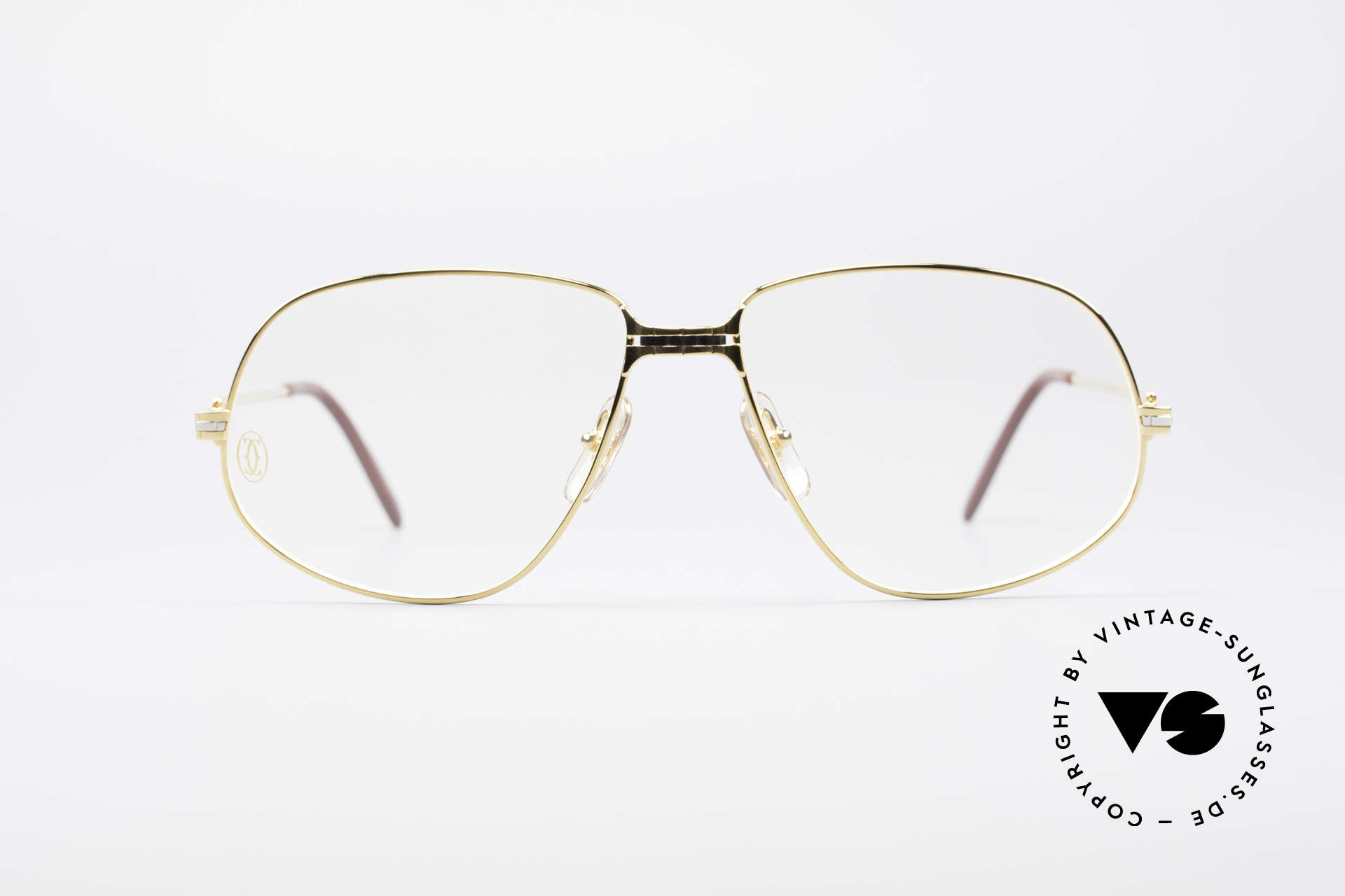a2ca27e8311 You may also like these glasses. Cartier Orsay Luxury Vintage Eyeglasses  Details