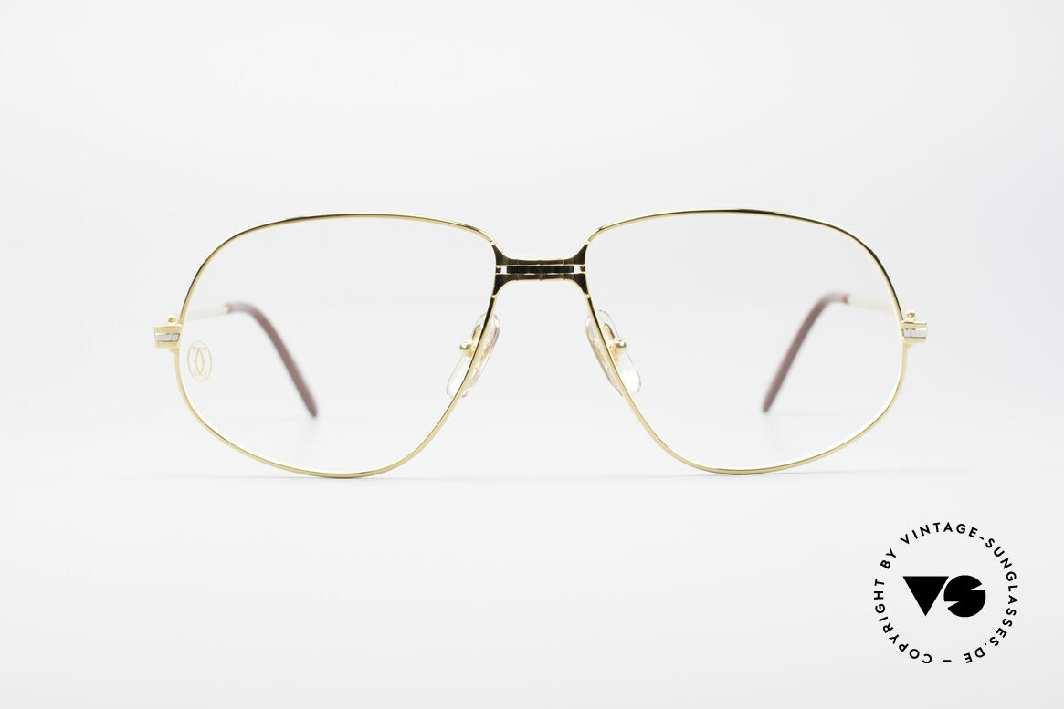 Cartier Panthere G.M. - XL Luxury Eyeglasses, G.M. stands for 'grande modèle' for monsieur / gentleman, Made for Men