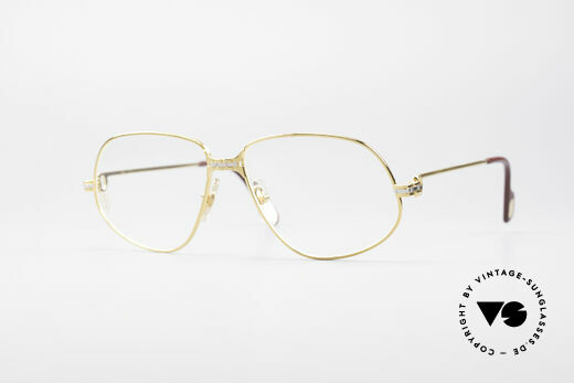 Cartier Panthere G.M. - M Luxury Eyeglasses Details