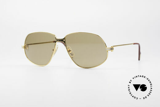 Cartier Panthere G.M. - L Rare Luxury Sunglasses Details