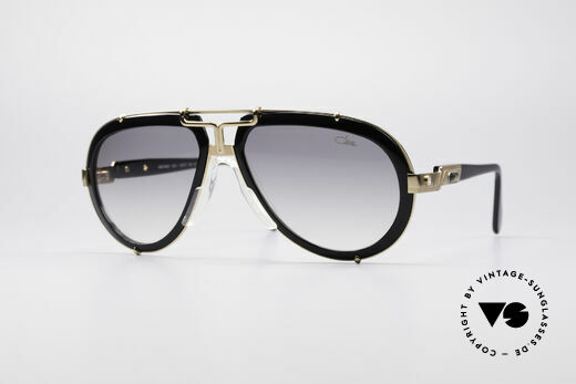 Cazal 642 - 0.44 ct Diamond Sunglasses Details