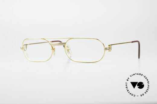 Cartier MUST LC - M Elton John Glasses Details