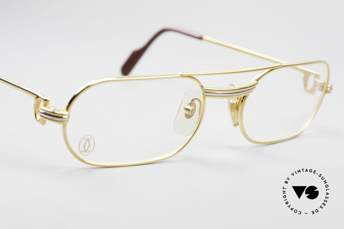 Cartier MUST LC - M Elton John Vintage Glasses