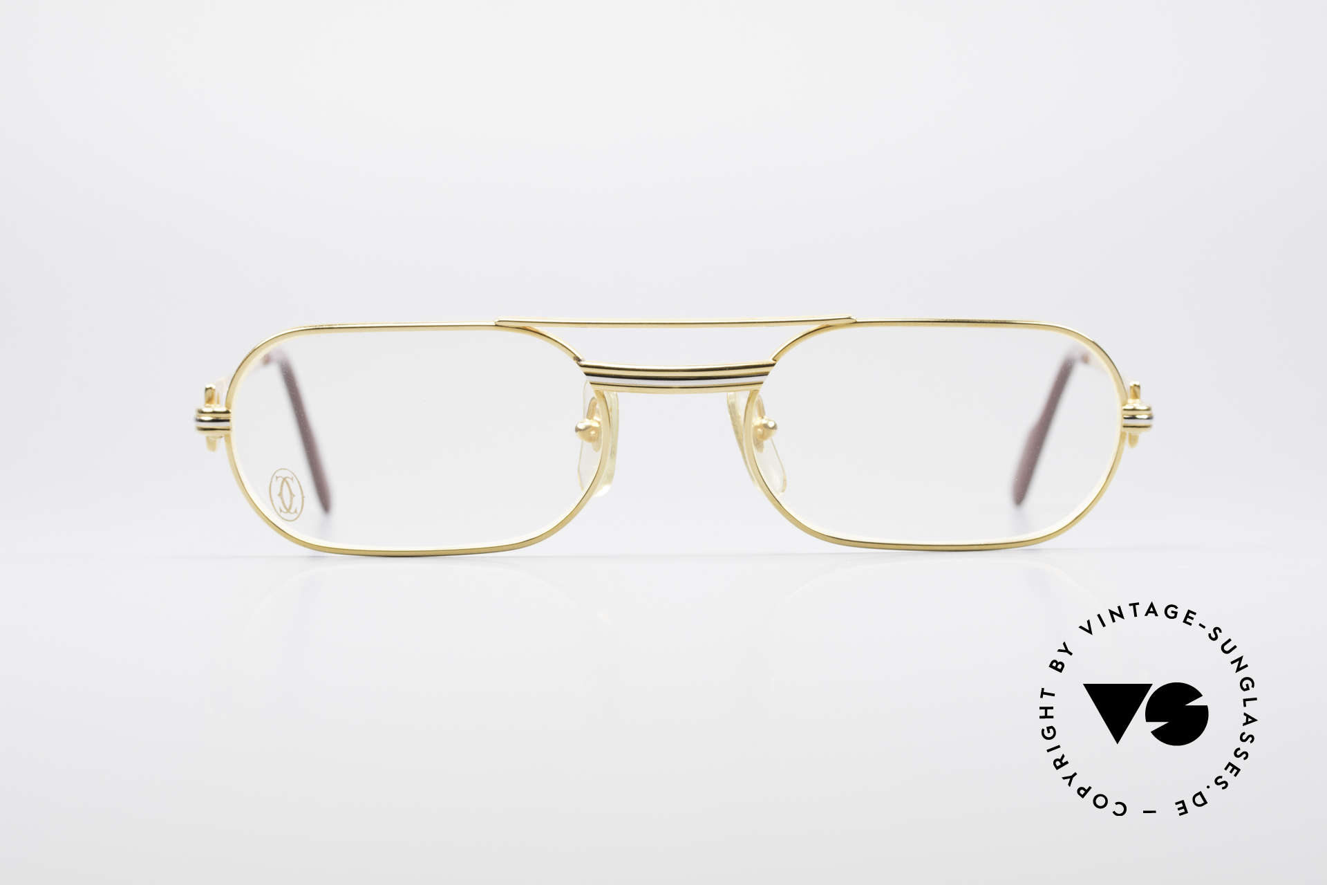 2081045c9f Glasses Cartier MUST LC - M Elton John Vintage Glasses