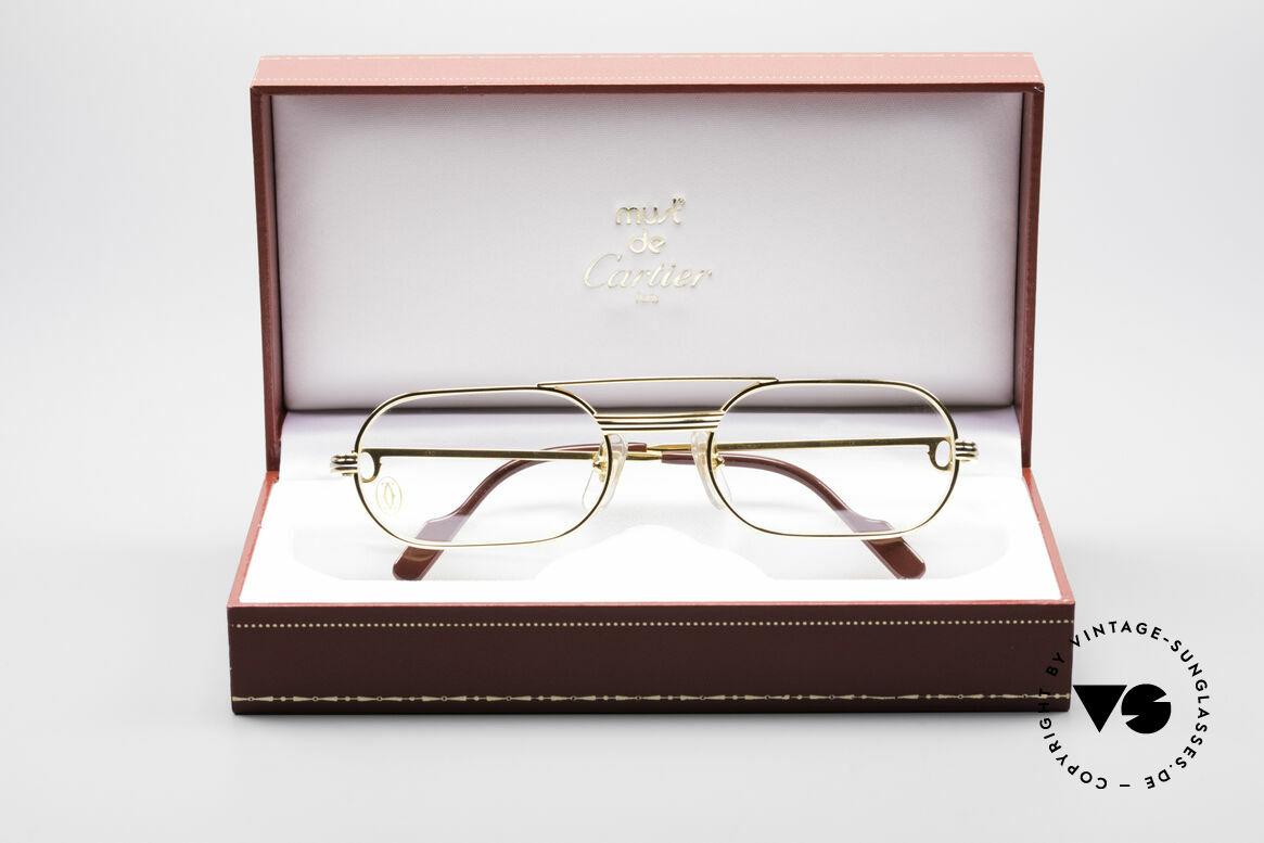 Cartier MUST LC - S Elton John Luxury Eyeglasses
