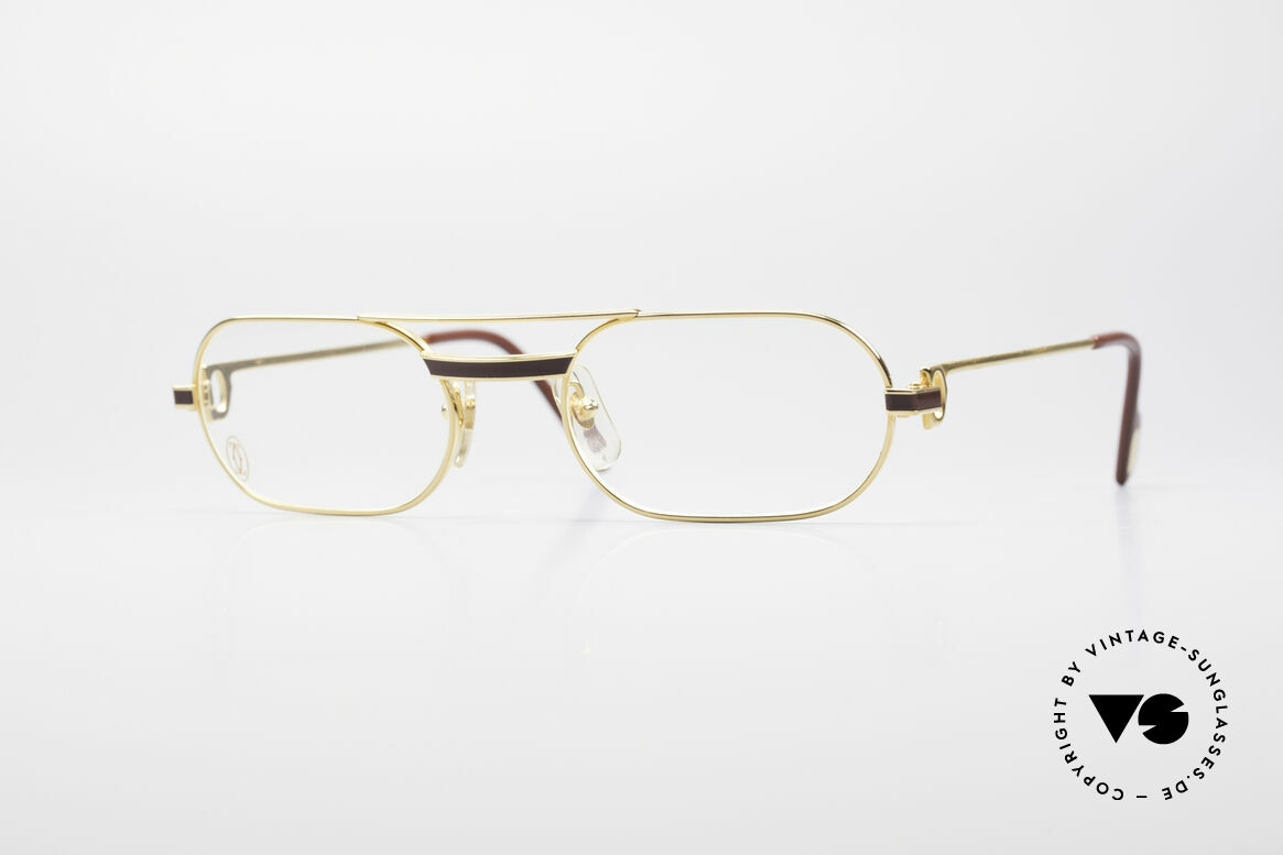 Cartier MUST Laque - S Luxury Frame