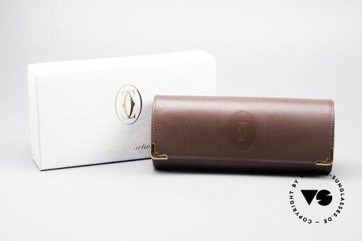 Cartier_ Leather Case For all vintage Cartiers Details