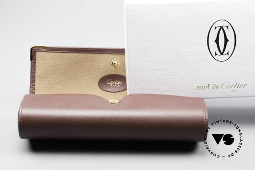 Cartier_ Leather Case For all vintage Cartiers