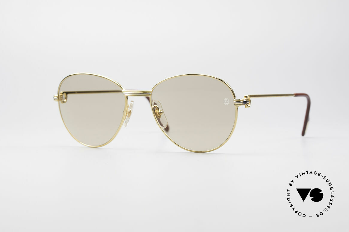Cartier S Saphirs 0,94 ct Jewellery Shades