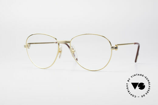 Cartier S Saphirs 0,94 ct Jewellery Eyeglasses Details