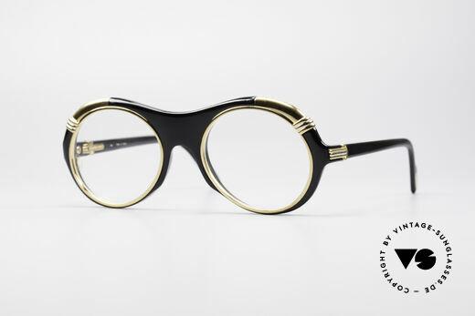 Cartier Diabolo Luxury Celebrity Glasses Details