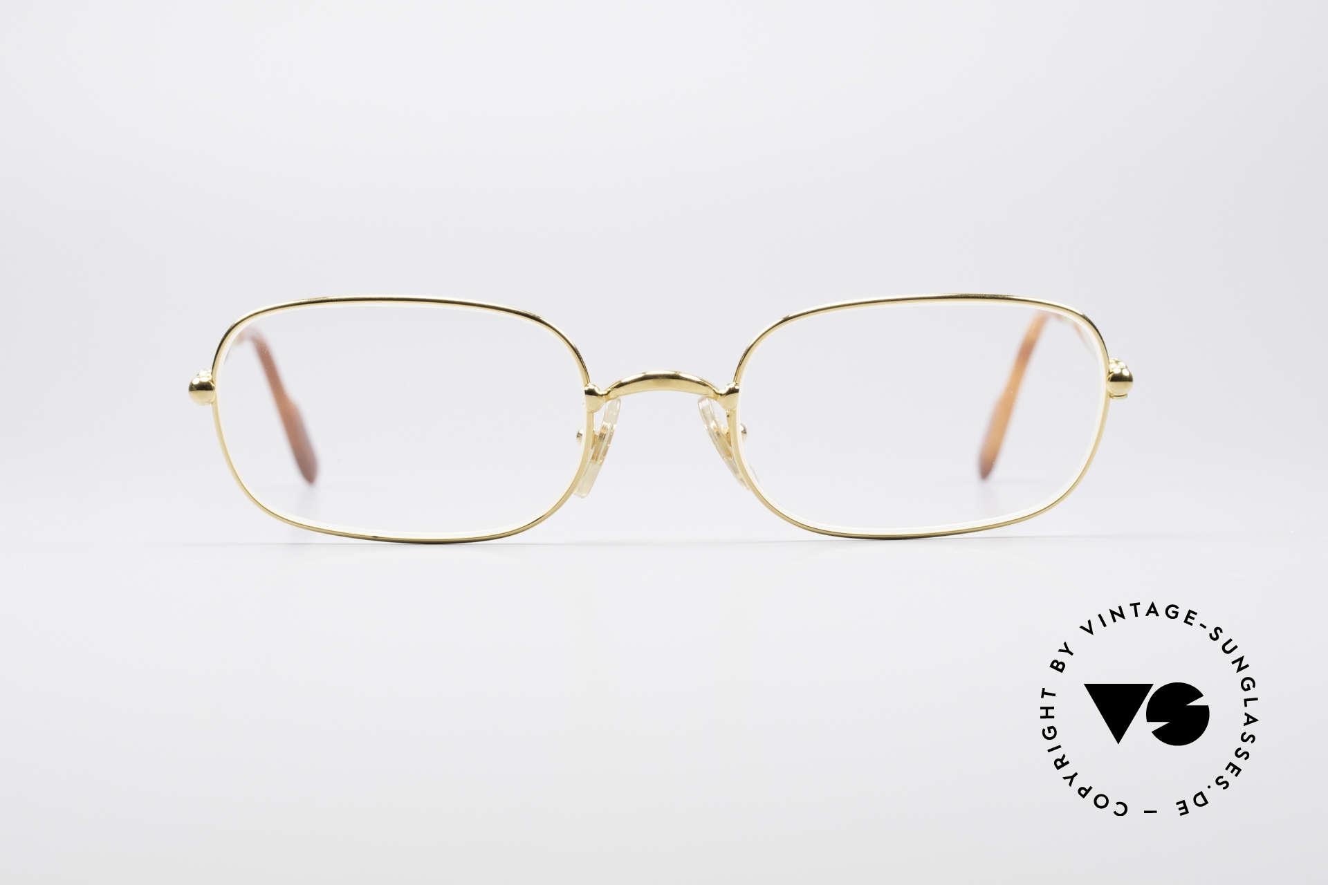 cdbe9ad5566 Glasses Cartier Deimios 90 s Luxury Eyeglasses