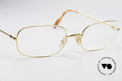 Cartier Deimios 90's Luxury Eyeglasses