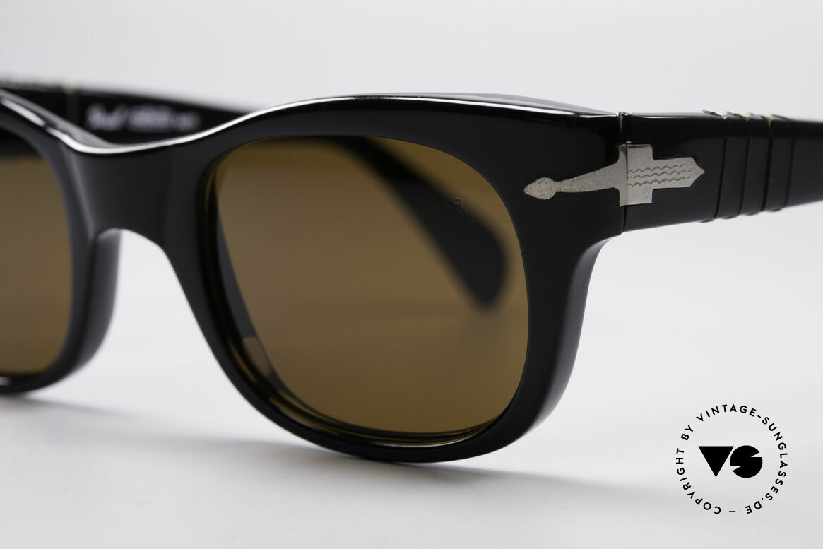Persol 6201 Ratti Identic 69202 Ratti, perfect fit due to flexible Meflecto System - true vintage, Made for Men