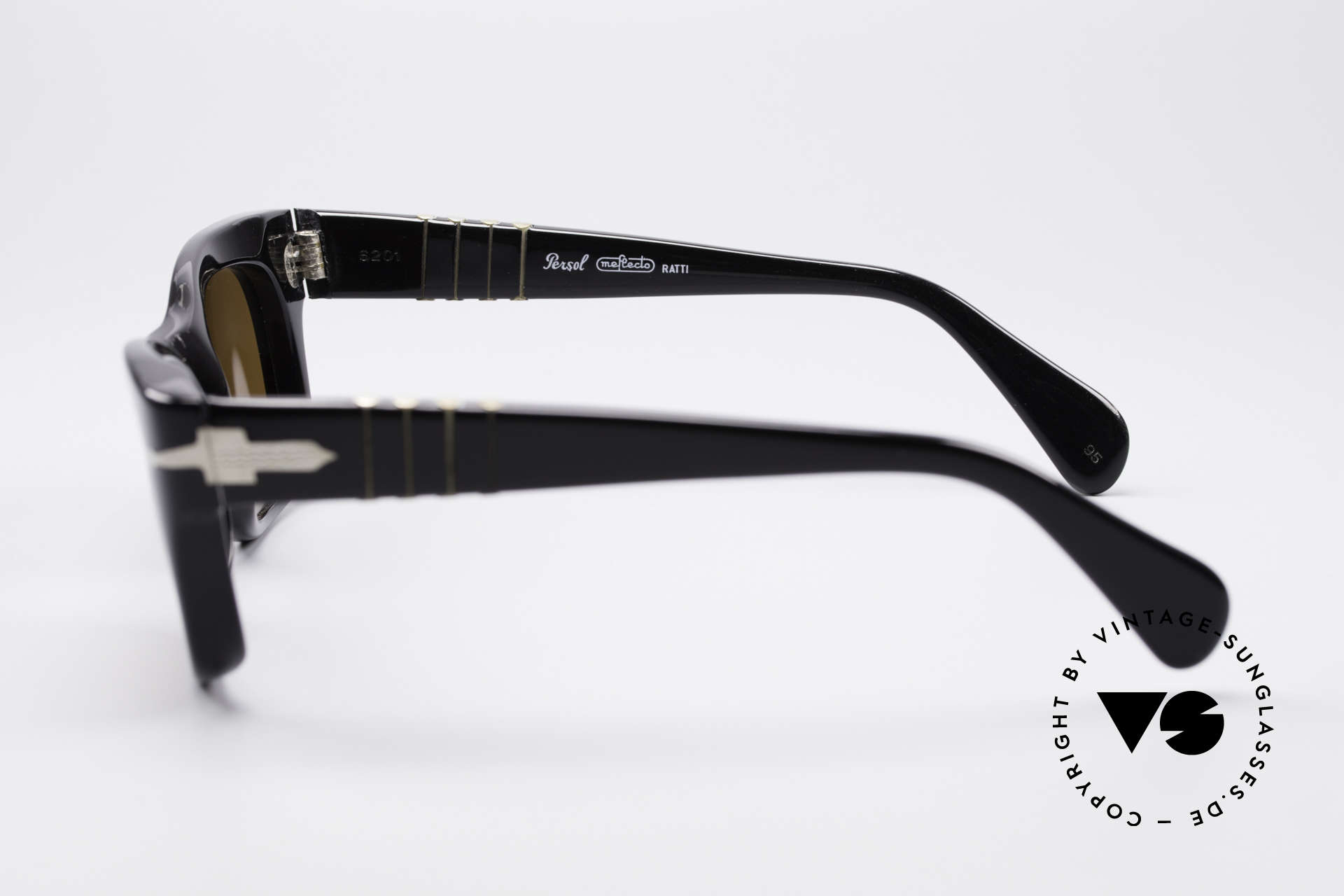 Persol 6201 Ratti Identic 69202 Ratti, unworn condition (much sought-after collector's item), Made for Men
