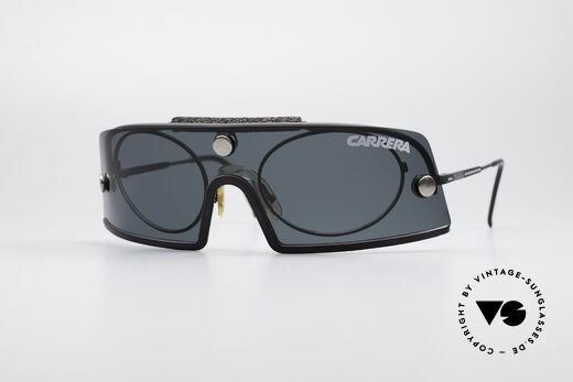 Carrera 5505 Ski and Sports Glasses Details
