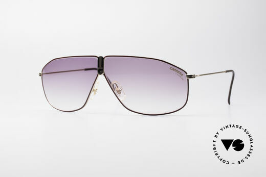 Carrera 5438 Extraordinary Aviator Design Details