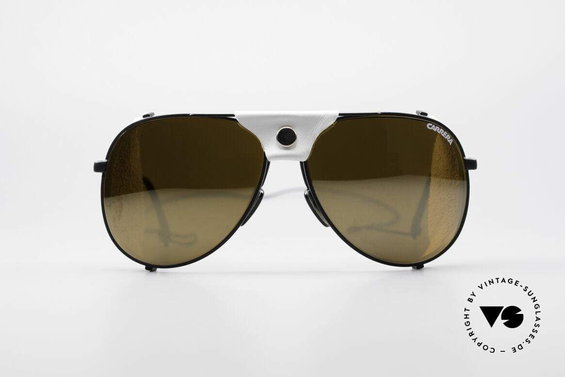 Carrera 5597 Ski & Glacier Shades, vintage sports and glacier sunglasses by CARRERA, Made for Men