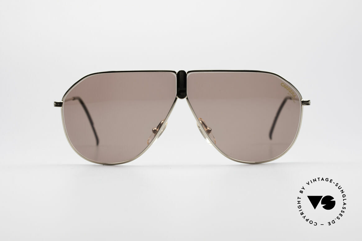 Carrera 5437 90's Designer Shades, elegant Carrera designer sunglasses of the early 90's, Made for Men