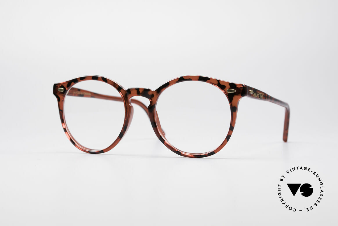 Carrera 5256 Johnny Depp Glasses, timeless vintage CARRERA SUNJET eyeglass-frame, Made for Men and Women