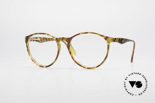Carrera 5282 90's Panto Eyeglasses Details