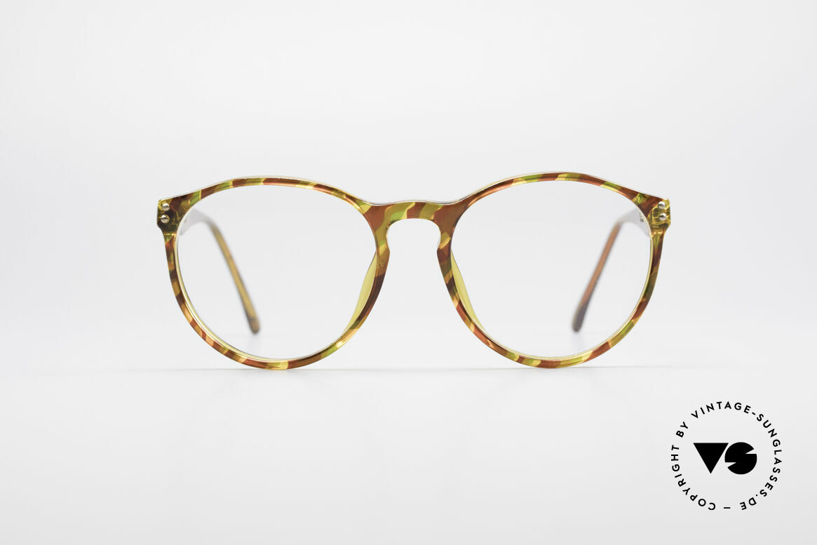 Carrera 5282 90's Panto Eyeglasses, timeless vintage CARRERA SUNJET eyeglass-frame, Made for Men and Women