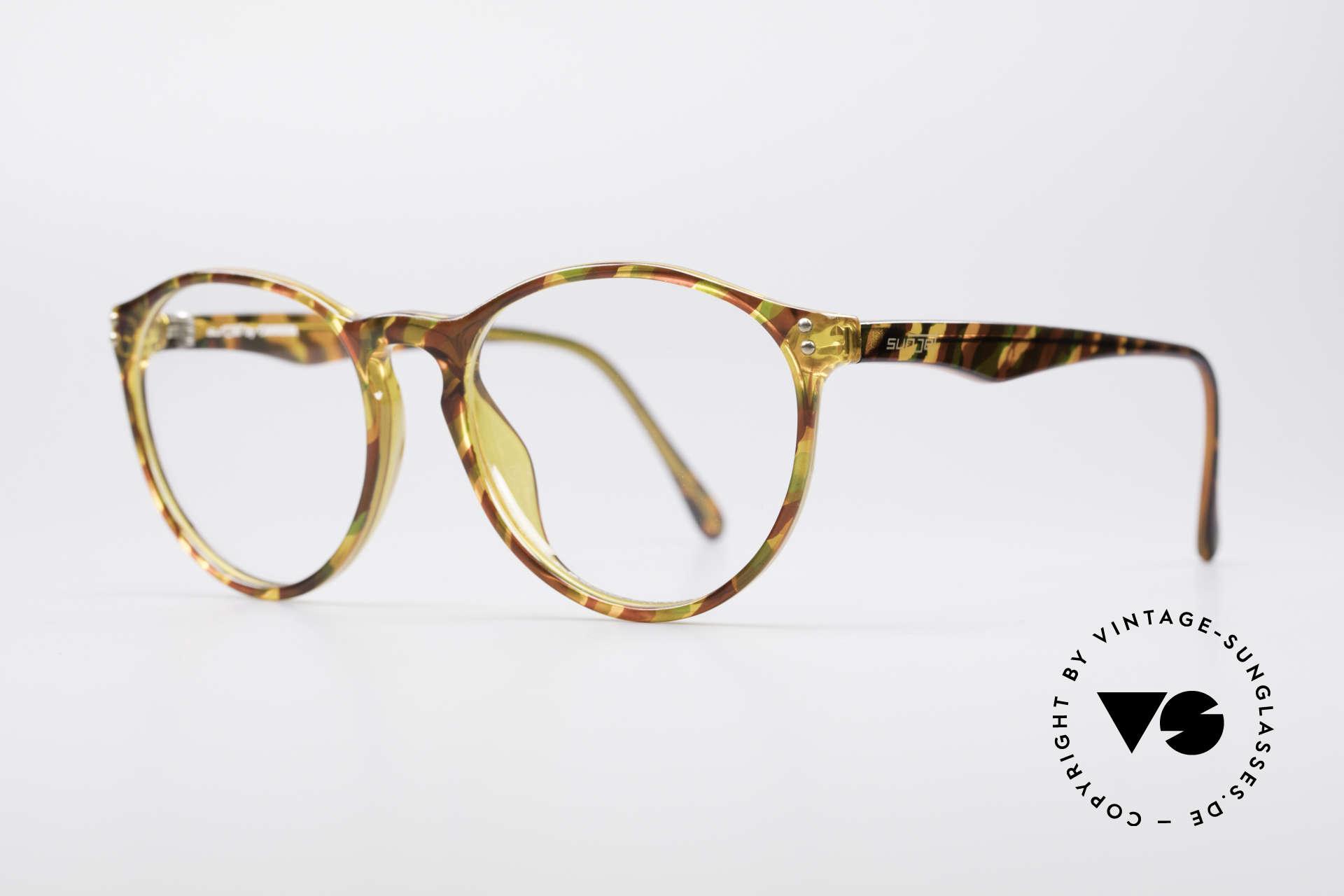 Carrera 5282 90's Panto Eyeglasses, inspired by the old 60's 'Tart Optical Arnel' frames, Made for Men and Women