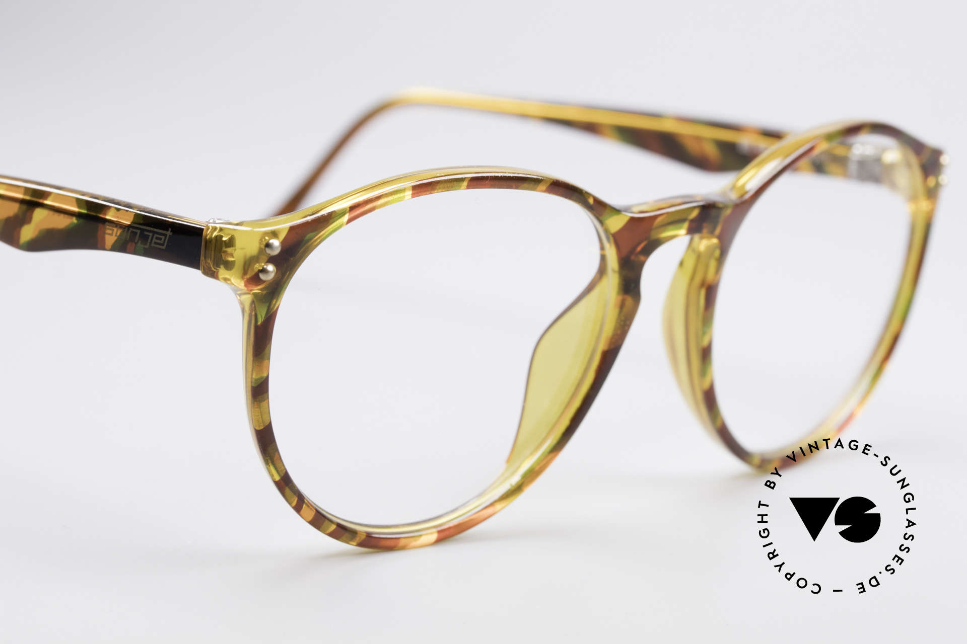 Carrera 5282 90's Panto Eyeglasses, unworn rarity from app. 1995 in SMALL-MEDIUM size, Made for Men and Women