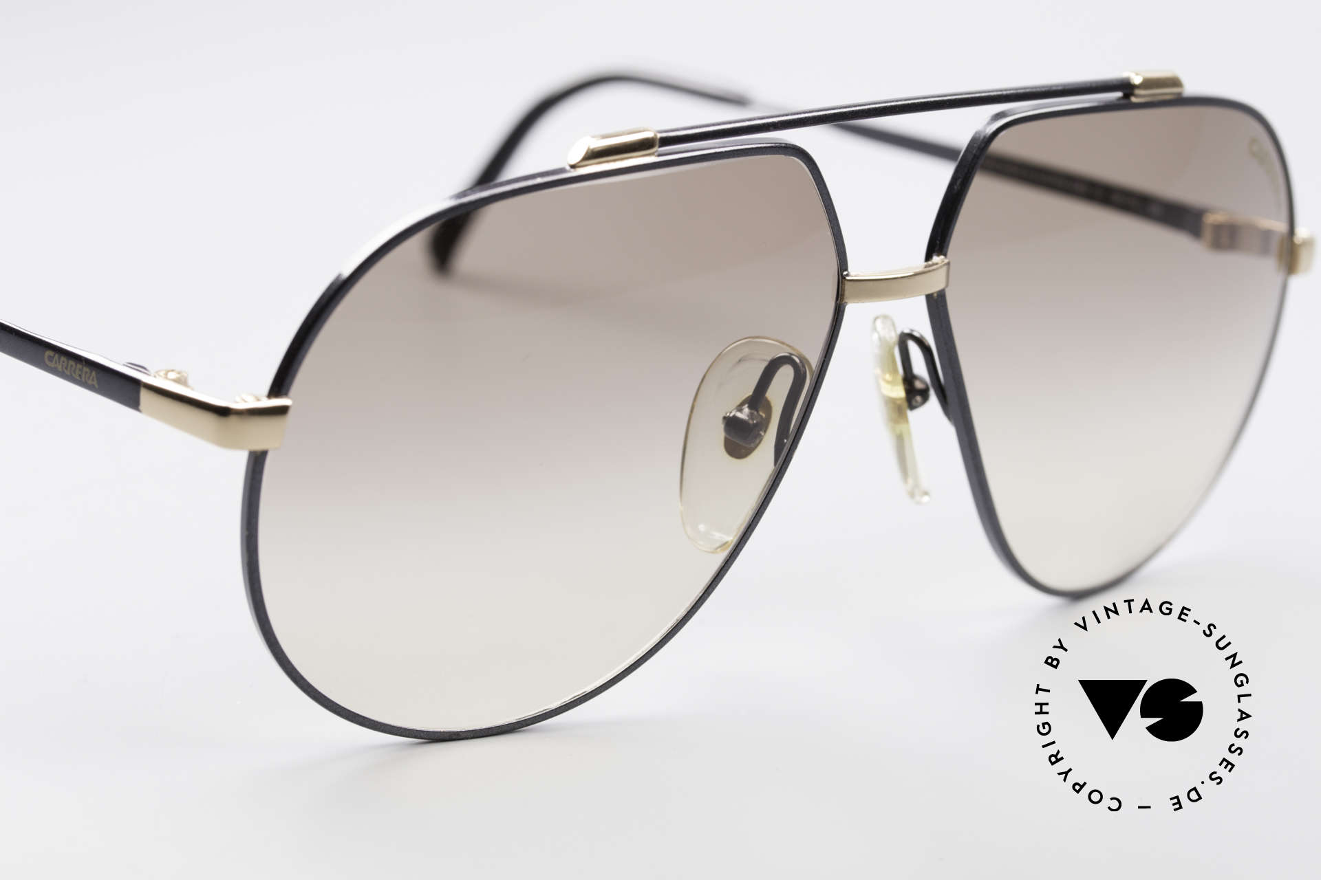Carrera 5369 90's Men's Sunglasses, never worn (like all our rare vintage Carrera shades), Made for Men