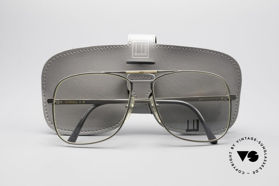 Dunhill 6038 18kt Gold Titanium Frame