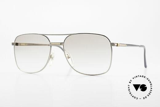 Dunhill 6066 18kt Gold Titanium Glasses Details
