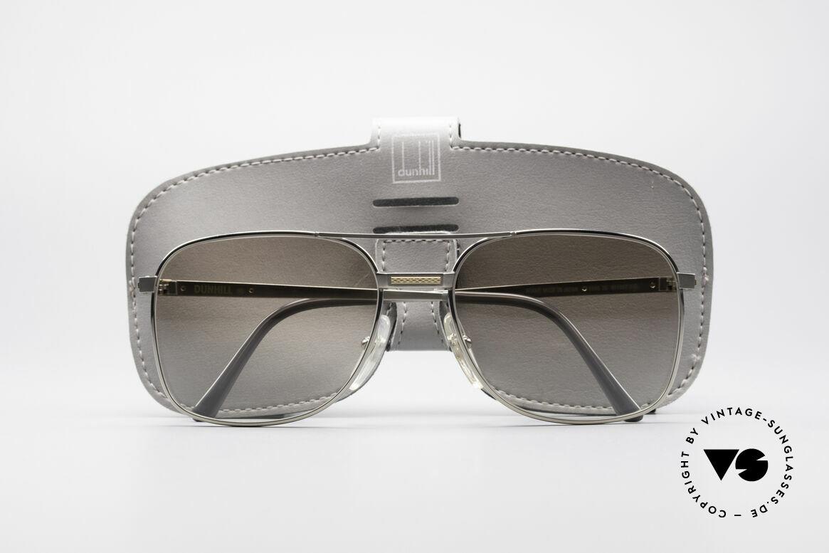 Dunhill 6066 18kt Gold Titanium Glasses