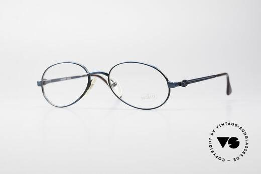 Bugatti 05728 Rare 90's Eyeglasses Details