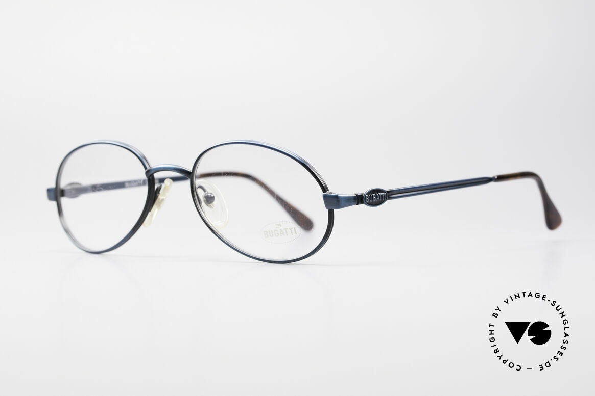 Bugatti 05728 Rare 90's Eyeglasses