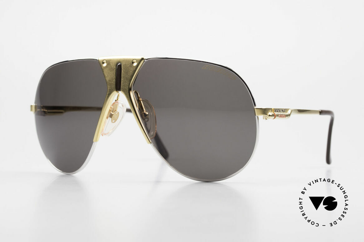Boeing 5701 Famous 80's Pilots Shades, MOD. 5701 = the most famous model of this series, Made for Men and Women