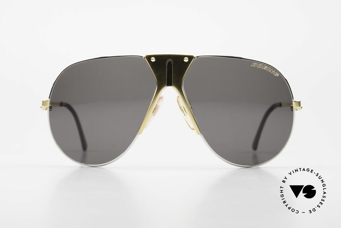 Boeing 5701 Famous 80's Pilots Shades, The BOEING Collection by Carrera from 1988/1989, Made for Men and Women