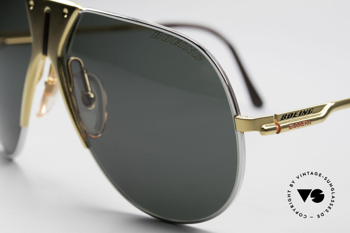 Boeing 5701 Famous 80's Pilots Shades, hybrid between functionality, quality and lifestyle, Made for Men and Women