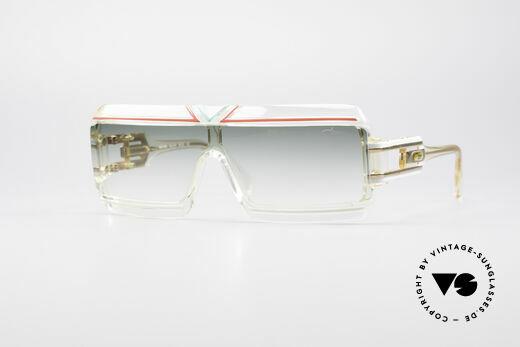Cazal 856 RocknRolla Movie Sunglasses Details