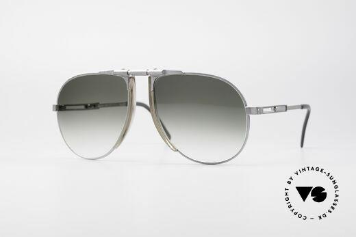 Willy Bogner 7001 Adjustable XL Sunglasses Details