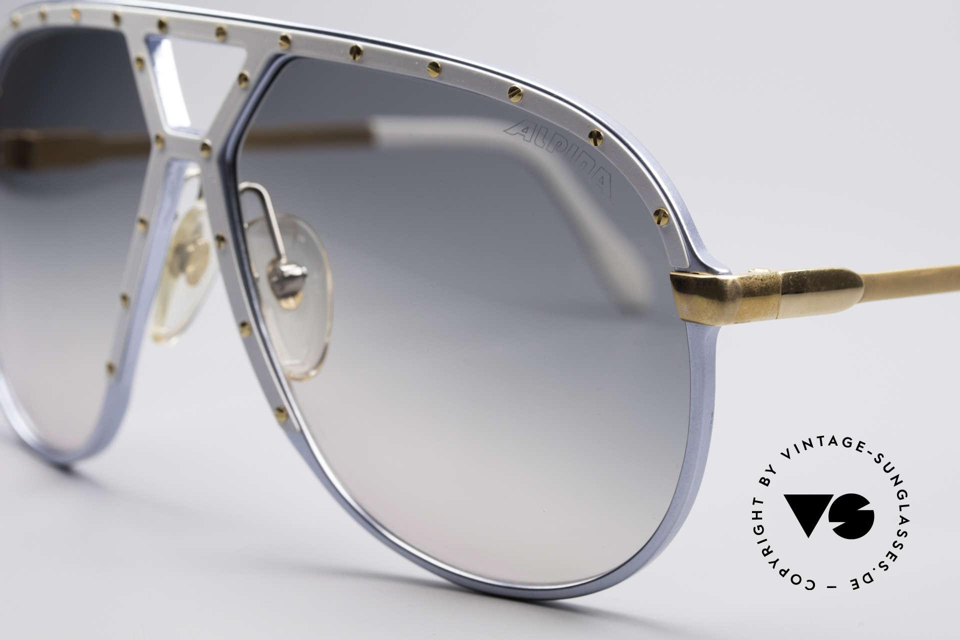 e718f218f2 Vintage Alpina M1 Sunglasses « Heritage Malta